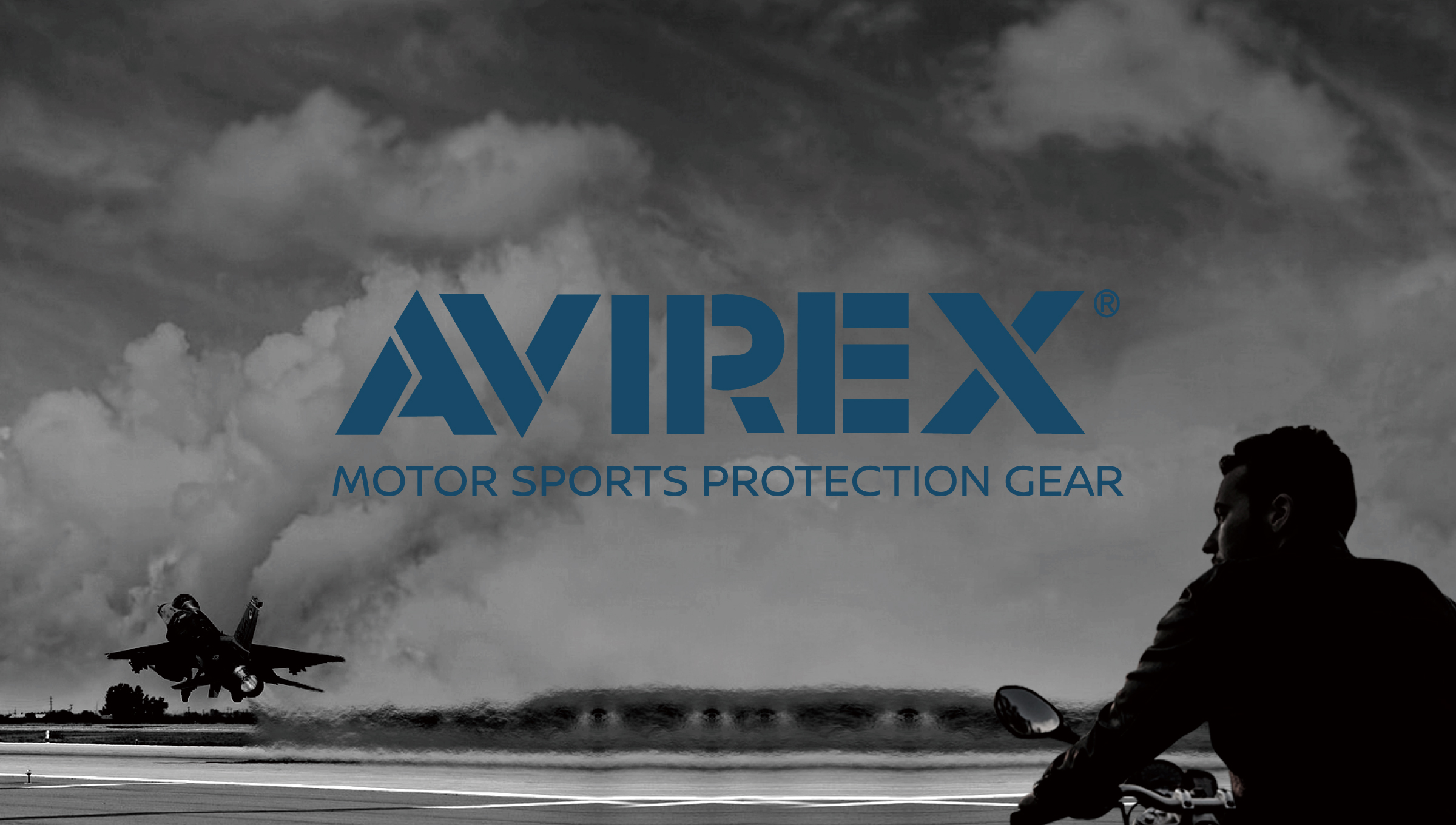AVIREX Motor Sports Protection Gear